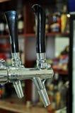кран пива Стоковое Изображение