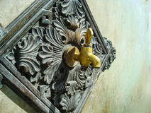 Кран фонтана Стоковая Фотография