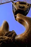 кран Стоковое Изображение