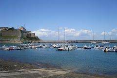 Красавиц-Ile-en-Mer стоковые изображения