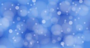 Красивая абстрактная зимняя предпосылка бесплатная иллюстрация