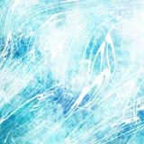 Красивая абстрактная предпосылка с брызгами белой краски цветастая текстура grunge покрасьте сетки иллюстрации кривых никакой век Стоковое Фото