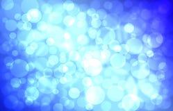 Красивая лазурь, голубая предпосылка Стоковые Фото