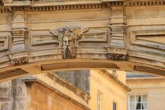 Красивая архитектура ванны Англии Стоковая Фотография