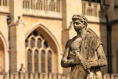Красивая архитектура ванны Англии Стоковое фото RF