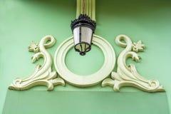красивая архитектура коттеджа сказки Стоковое Изображение RF