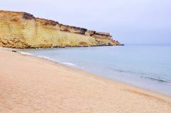 Красивая береговая линия Анголы Стоковое фото RF