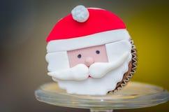 Красивая булочка Клауса sannta праздника рождества Стоковое Фото