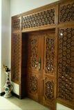 Красивая дверь дома Стоковые Фото
