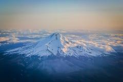 Красивая воздушная съемка клобука держателя, Соединенных Штатов стоковая фотография