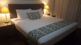 Красивая двойная спальня на курорте альфы, серферы рай, Квинсленд стоковое изображение