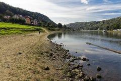 Красивая европейская природа в Германии Стоковая Фотография RF