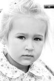 Красивая девушка Стоковые Фотографии RF