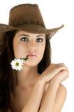 Красивая девушка Стоковая Фотография