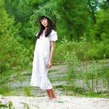 Красивая девушка Стоковая Фотография RF