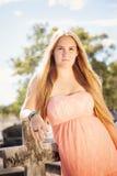 Красивая девушка Стоковое фото RF