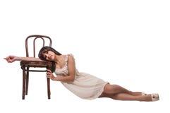 Красивая испанская женщина стоковое изображение