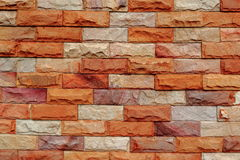 Красивая каменная стена Стоковые Изображения