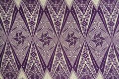Красивая картина батика стоковое фото