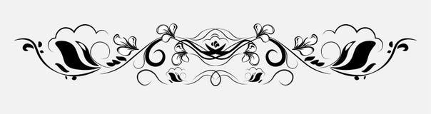 Красивая картина вектора цветка Стоковые Изображения