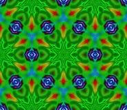 Красивая картина калейдоскопа Стоковые Изображения RF