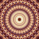 Красивая картина калейдоскопа Стоковые Изображения