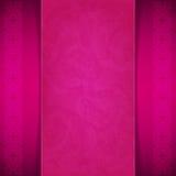 Красивая карточка burgundy иллюстрация штока