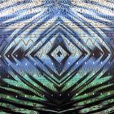 Красивая красочная текстура предпосылки картины Стоковые Изображения RF