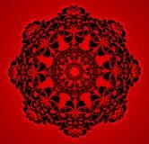 Красивая круглая картина Стоковые Фотографии RF