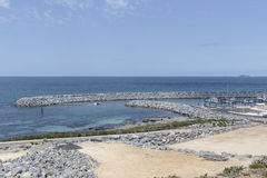 Красивая Марина к югу от augusta западной Австралии Стоковые Фото