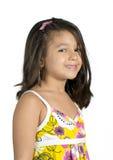 Красивая маленькая девочка Стоковые Фотографии RF