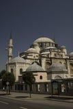 Красивая мечеть в Стамбуле стоковое изображение rf