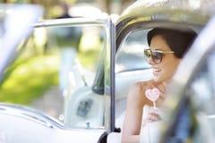 Красивая молодая невеста стоковые фото