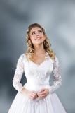 Красивая невеста стоковое фото