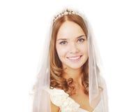 Красивая невеста стоковые фотографии rf