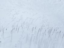 Красивая поверхность льда Стоковые Фото