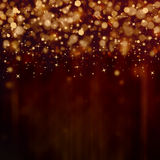 Красивая праздничная предпосылка Стоковая Фотография RF