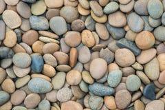Красивая предпосылка камня моря Стоковые Фотографии RF