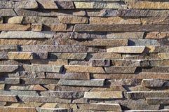 Красивая предпосылка текстурированной каменной стены стоковые изображения rf