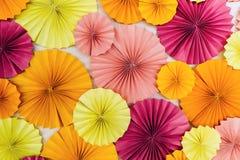 Красивая предпосылка цвета папье-маше Стоковое Изображение