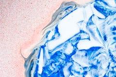 Красивая предпосылка цвета брызга grunge Стоковое фото RF