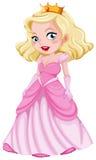 Красивая принцесса бесплатная иллюстрация