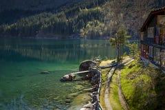 Красивая природа Норвегии стоковое изображение