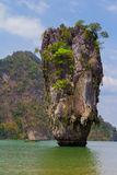 Красивая природа Таиланда Стоковое Фото
