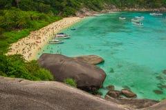 Красивая природа Таиланда Стоковые Изображения