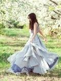 Красивая прогулка весны Стоковое Фото