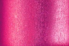 Красивая розовая поздравительная открытка золота специально для дня валентинок и новых пар свадьбы Стоковое Изображение RF