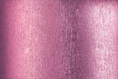 Красивая розовая поздравительная открытка золота специально для дня валентинок и новых пар свадьбы Стоковое Фото