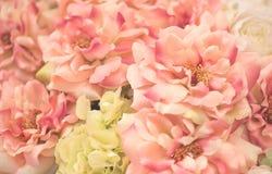 Красивая розовая предпосылка цветка стоковое изображение