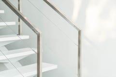 красивая роскошная лестница Стоковые Изображения